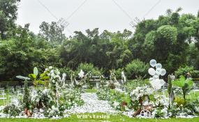 尚成十八步岛酒店-Love for you婚礼图片