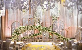 成都丽思卡尔顿·翡翠厅-缱绻婚礼图片