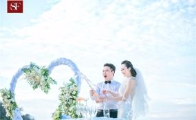普吉岛婚礼拍摄(2) 案例图片