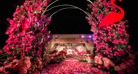 梦游爱丽丝仙境-婚礼策划图片