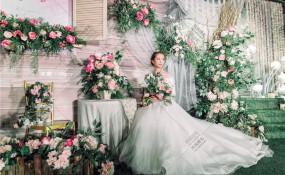 上层名人-【初夏花园 】婚礼图片