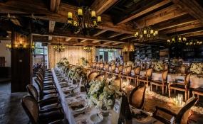 北美精华西餐厅- 阳光玻璃木屋下的小幸福婚礼图片
