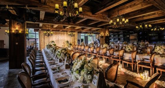阳光玻璃木屋下的小幸福-婚礼策划图片
