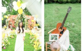 温江柏萃居-咖啡 六粒婚礼图片