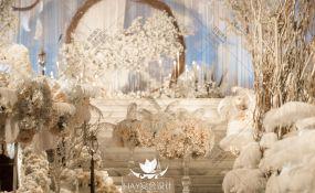 家园国际四季厅-羽化婚礼图片