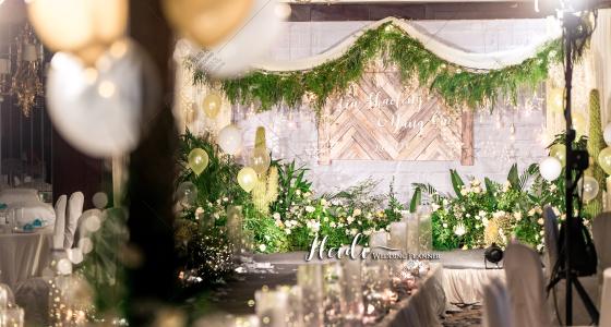 小星星-婚礼策划图片