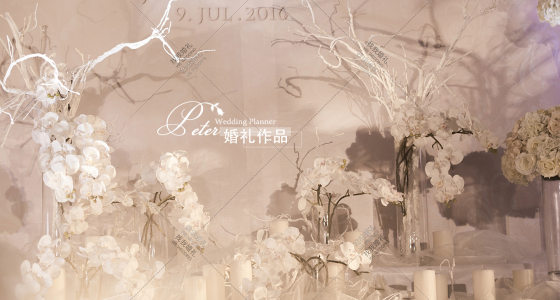 纯白-婚礼策划图片