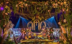 《花海与光的对白》华阳麓湖婚礼 案例图片