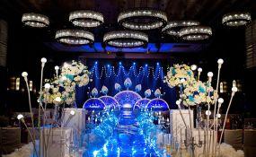 成都空港大酒店-《孔雀.乐》婚礼图片