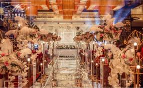 芭菲盛宴酒店-《晶莹 . 恋》婚礼图片