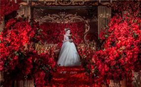 锦善家宴(原君悦会所)-【Classic Red】婚礼图片