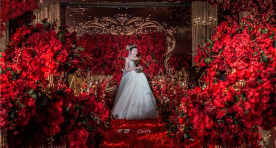 【Classic Red】-婚礼策划图片