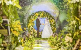 金韵酒店-【梦境】-系2婚礼图片