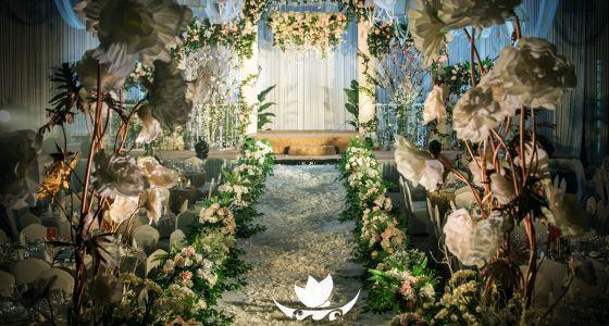 与你相遇很幸运-婚礼策划图片