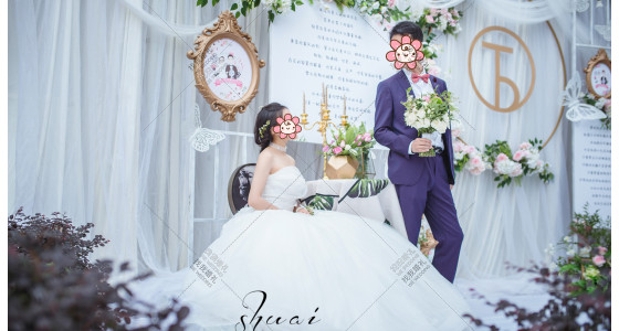 生命中最美丽的小期待-婚礼策划图片