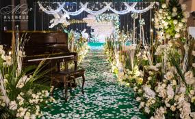 成都少坤食府-《天马流星琴》婚礼图片