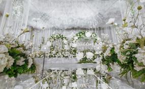 郫县红高粱酒店-《云影》婚礼图片