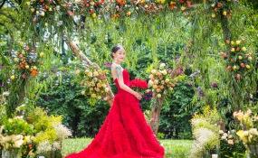 第四城花园餐厅-  初夏婚礼图片