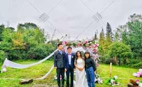 新都毗河印象-婚礼图片