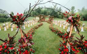 白市驿贝迪颐园-Red Rose婚礼图片