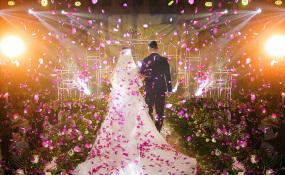 峨眉山月酒店-婚礼图片