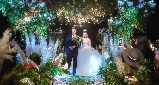 听,风会唱歌。-婚礼策划图片