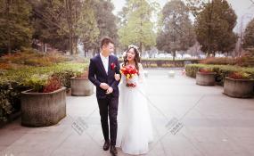 四川省成都市武侯区巴国布衣(天府软件园店)-爱笑的新娘婚礼图片