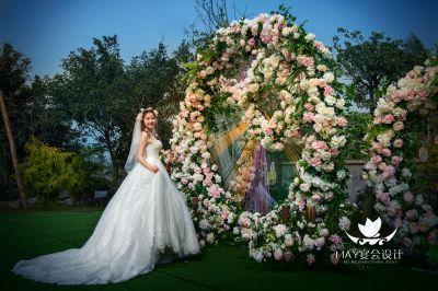 源自缘绿色婚礼,粉色婚礼,薄荷绿婚礼,草坪婚礼,唯美婚礼,大气婚礼
