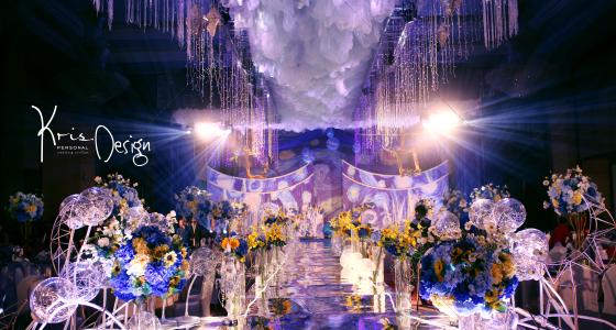 梵高的星空-婚礼策划图片