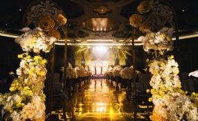 席锦酒家-婚礼图片