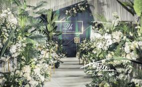 巴中-《Simple》婚礼图片