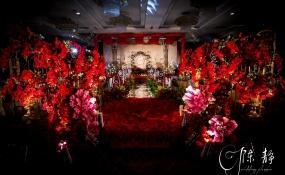 瑞成名人八楼-《梦中花园》婚礼图片