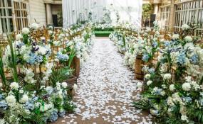 家园国际酒店-《一曲花漾恋歌》婚礼图片