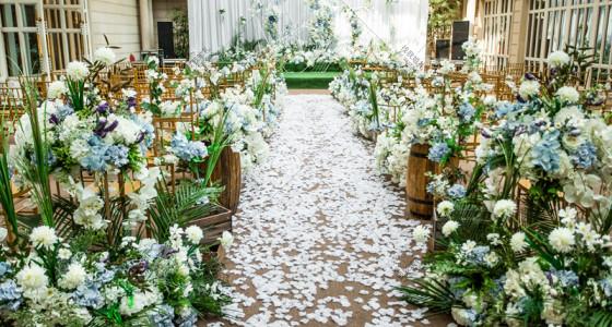 《一曲花漾恋歌》-婚礼策划图片