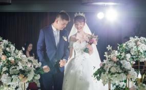 仪式纱新娘造型 案例图片