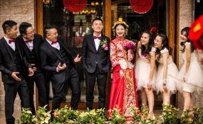 南坪万豪-婚礼图片