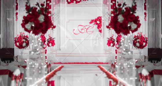 纯与火-婚礼策划图片
