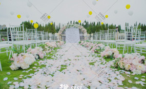 秀丽东方-把你写进生活里婚礼图片