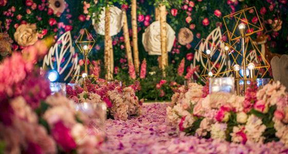 森系婚礼-婚礼策划图片