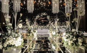 朴半岛-《几何和美》婚礼图片