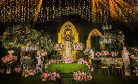 温江费尔顿酒店-Dream Wedding婚礼图片