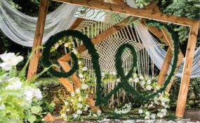 华粹元年-Americano婚礼图片