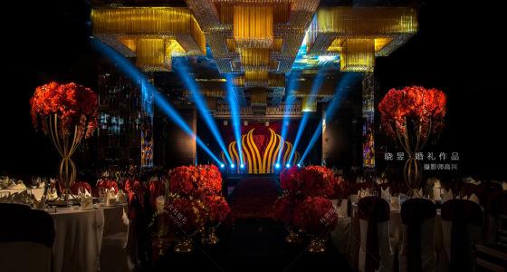 红-再次演绎不一样的浪漫-婚礼策划图片