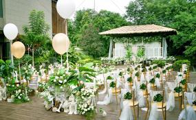老房子华翠元年户外-小情歌婚礼图片