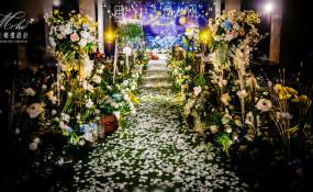 成都格外酒楼-《五彩斑斓》)婚礼图片