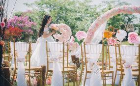 亚南酒店-遇见你,是我一生的春暖花开婚礼图片