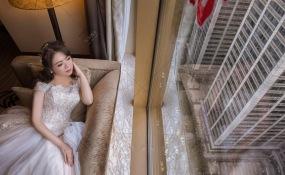 江北区礼宴天下玫瑰厅-婚礼图片