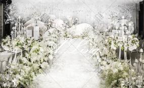 明宇豪雅大酒店-花与飞鸟婚礼图片