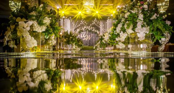 《漫花星梦》-婚礼策划图片