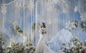 世纪城洲际-初雪婚礼图片